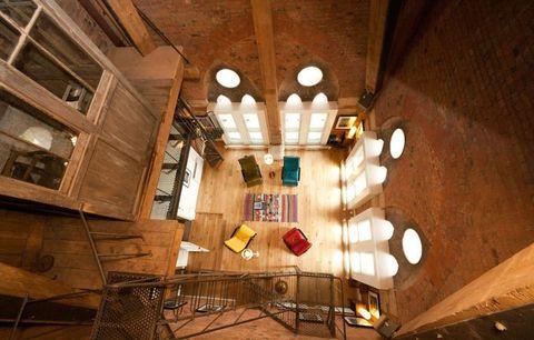 Lighting, Ceiling, Interior design, Light fixture, Hardwood, Wood stain, Beam, Daylighting, Plywood,