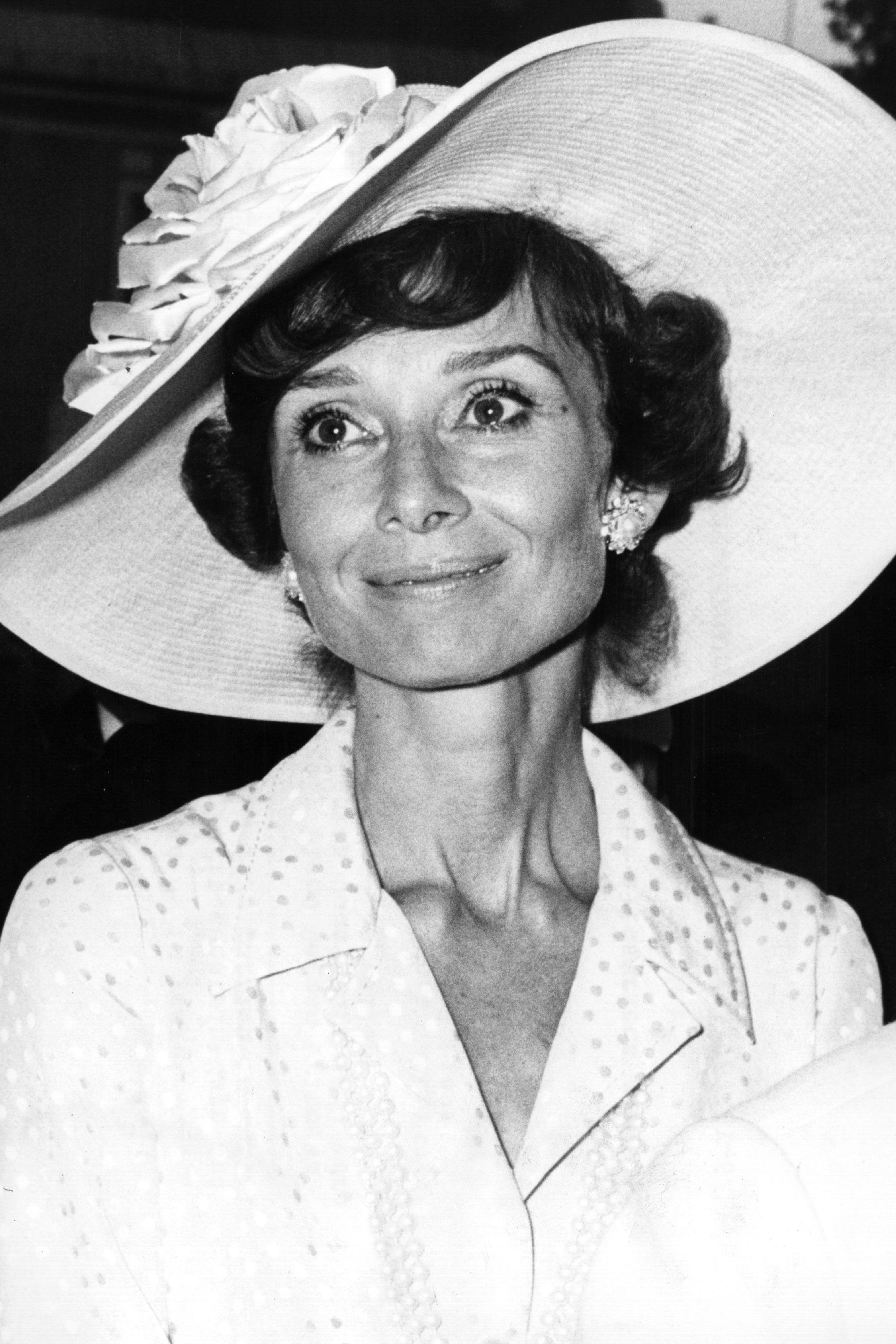 audrey hepburn pictures through the years young old photos of