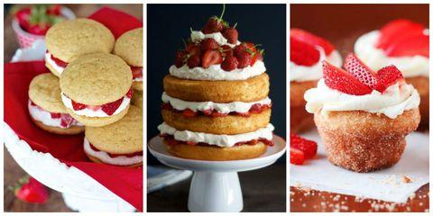 50 Most Delish Strawberry Shortcake Recipes