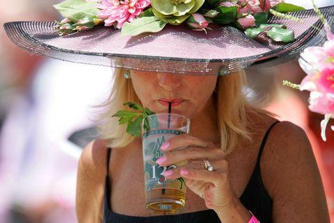 Petal, Flower, Pink, Fashion accessory, Headgear, Costume accessory, Cut flowers, Drinking, Drinkware, Artificial flower,