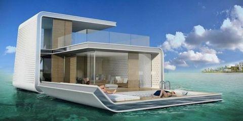 Property, Water, Real estate, Azure, Aqua, Sea, Shade, Design, Watercraft, Naval architecture,