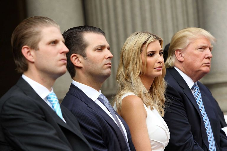Think what a little therapy could do for the Trump family, whose multi-generational influence spans the worlds of business and politics?