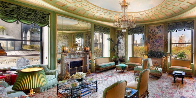 duplex at 834 fifth avenue john gutfreund apartment listed for