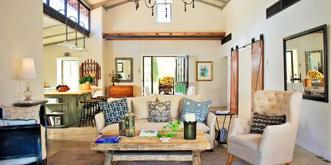 Room, Interior design, Lighting, Furniture, Living room, Table, Ceiling, Couch, Floor, Interior design,