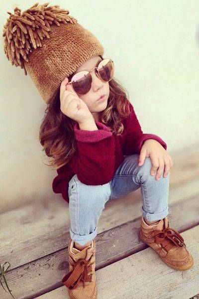 Trendy Tots 13 Stylish Kids On Instagram