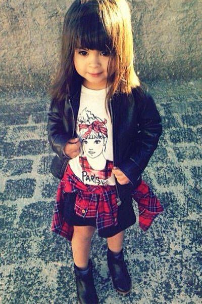 Trendy Tots: 13 Stylish Kids on Instagram