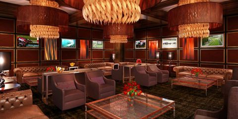 Interior design, Lighting, Room, Furniture, Ceiling, Table, Interior design, Light fixture, Couch, Lighting accessory,