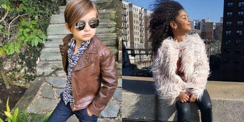 ab10e9c2cc5 Trendy Tots  13 Stylish Kids on Instagram