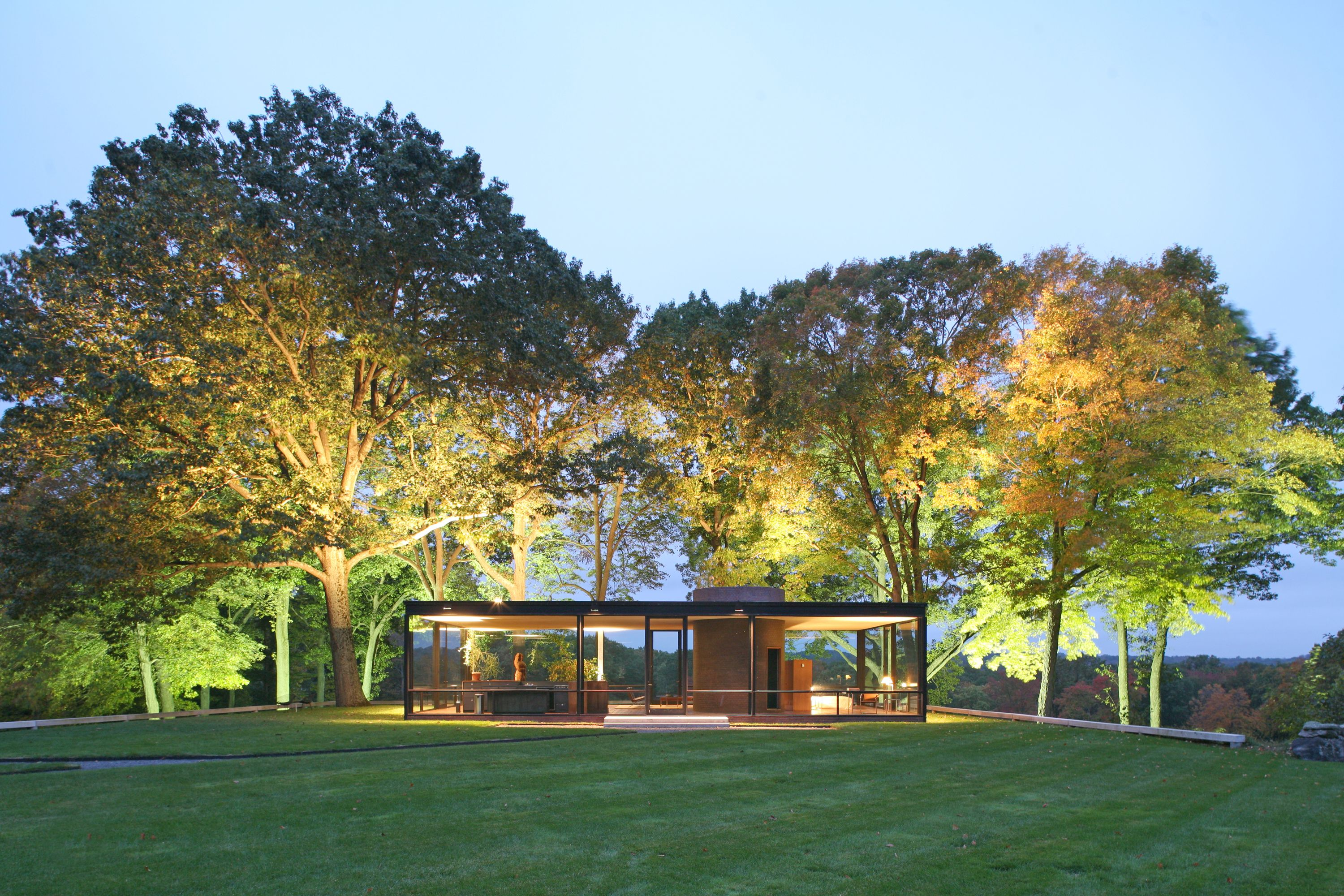 How To Spend A Night In The Glass House Private Events At The