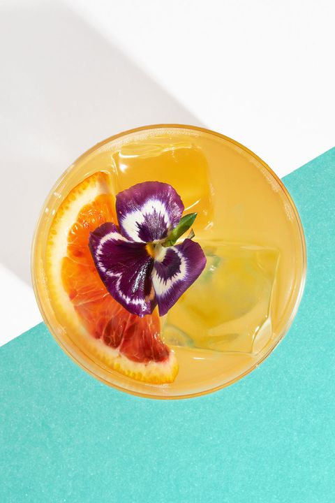 <p><strong>Ingredients:</strong> </p><p><strong></strong>1.5 parts Milagro Silver Tequila<br> </p><p>1 part Solerno Blood Orange Liqueur </p><p>.75 part fresh lime juice </p><p>.50 part Monin Passion Fruit Syrup </p><p><strong>Directions:</strong> </p><p>Shake ingredients with ice and strain over fresh ice in a rocks glass.  Garnish with a blood orange slice and edible orchid or pansy.</p><p><i></i><em>Created by Charlotte Voisey</em></p>