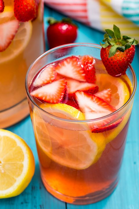 Pink Lemonade Sangria Recipe