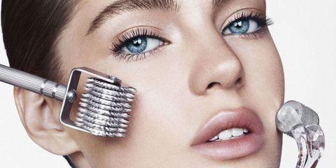 Lip, Cheek, Brown, Skin, Eyelash, Forehead, Eyebrow, Style, Iris, Beauty,