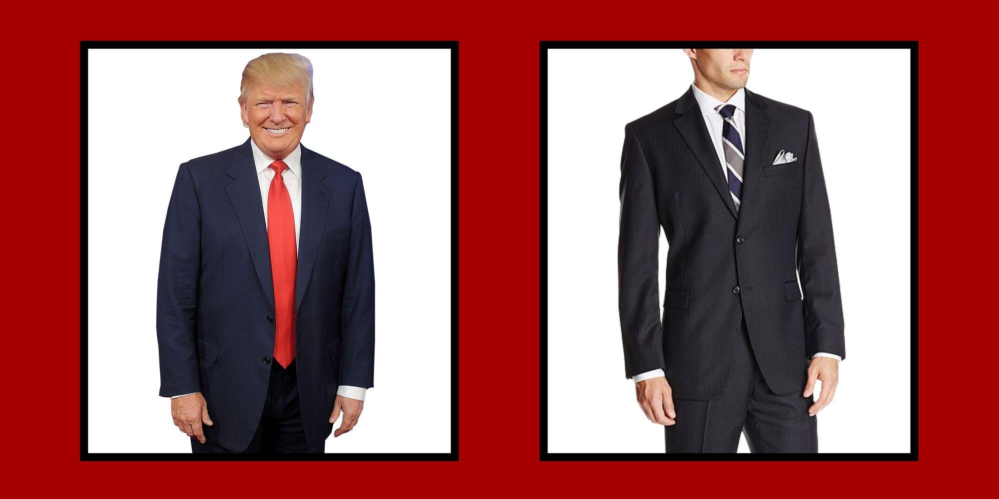 9848d47ae Donald Trump Suits - Donald J. Trump Collection