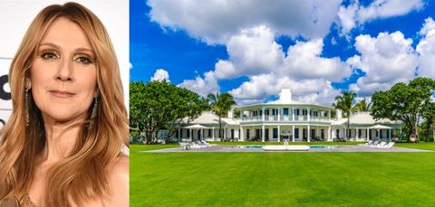 "<p><strong>Location: Jupiter Island, Florida</strong></p><p>When your net worth is $630 million, you can afford to spoil your family a little — you know, with a $72.5 million summer home that comes with its own private water park. According to <a href=""http://www.zillow.com/blog/celine-dion-lists-jupiter-island-estate-for-72-5-million-132568/"" target=""_blank"">Zillow</a>, the property also includes two houses and its own private beach.  Dion has since sold the ""humble"" abode, but we like to think that her heart will go on.</p>"
