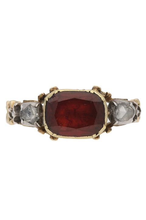 Vintage Engagement Rings from 1stdibs.com