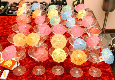 Decoration, Circle, Party supply, Party favor, Sphere,