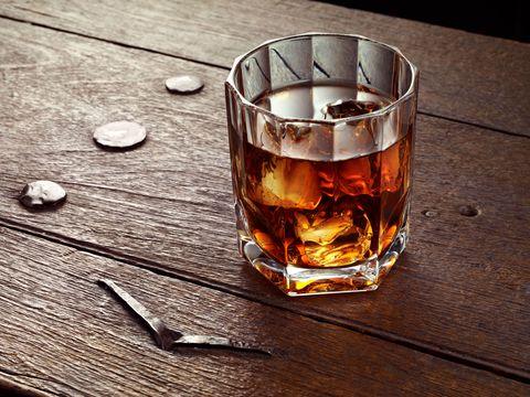 Fluid, Drinkware, Liquid, Alcohol, Alcoholic beverage, Drink, Barware, Glass, Tableware, Serveware,