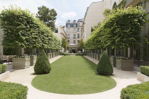 Ritz Paris Garden