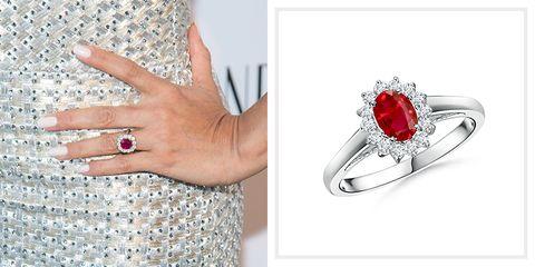 Finger, Nail, Jewellery, Fashion accessory, Engagement ring, Fashion, Pre-engagement ring, Ring, Body jewelry, Magenta,