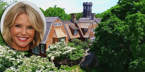 House, Garden, Shrub, Blond, Roof, Groundcover, Home, Chimney, Turret, Feathered hair,