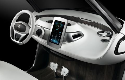 Motor vehicle, Automotive design, Transport, Steering part, Steering wheel, Center console, Luxury vehicle, Gear shift, Vehicle audio, Personal luxury car,