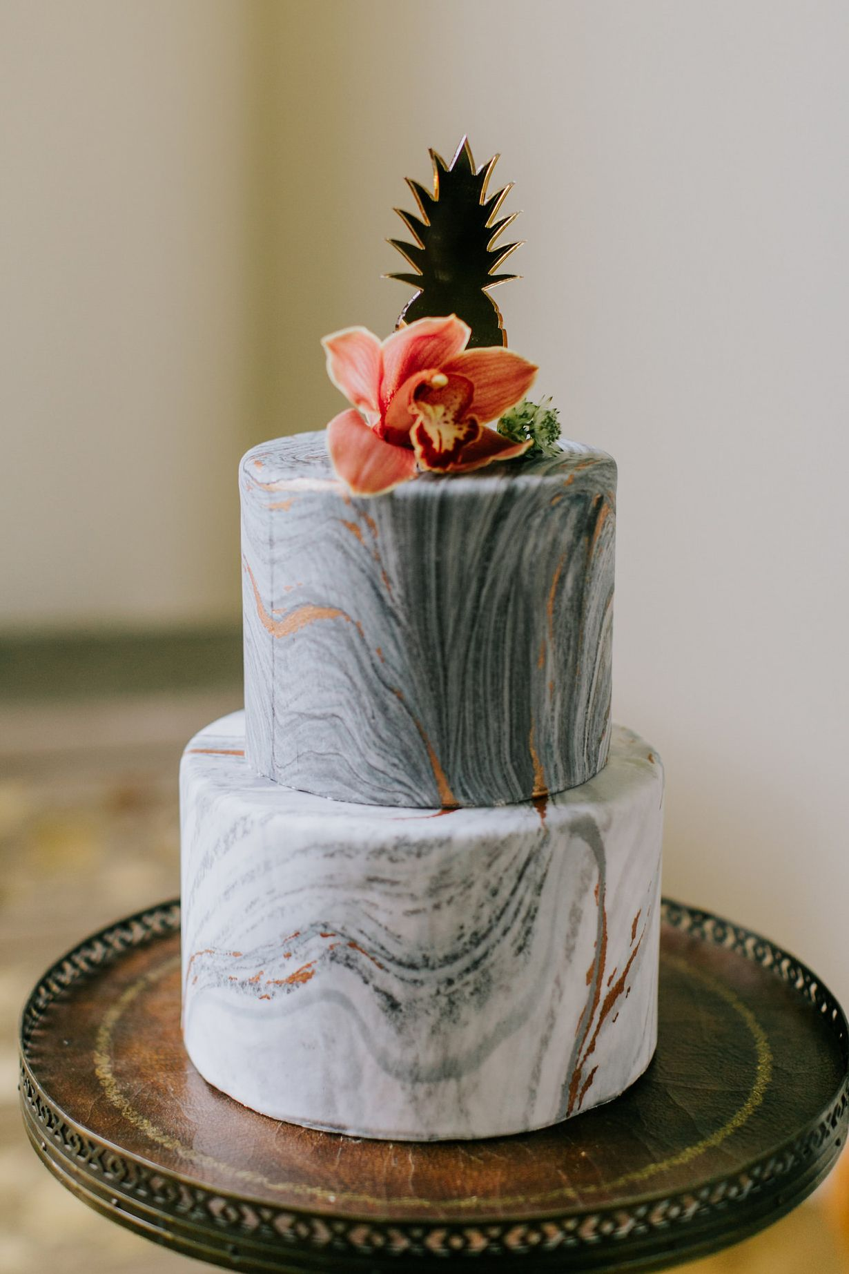 Marbled Cakes