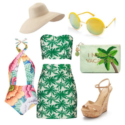 miami vacation packing list