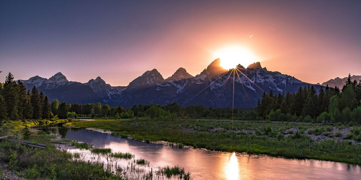 Time-Lapse Video of Grand Teton National Park Captures the American West at its Most Stunning