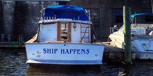 funny boat name