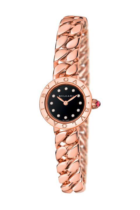 Analog watch, Brown, Product, Watch, Wrist, Watch accessory, Font, Tan, Metal, Peach,