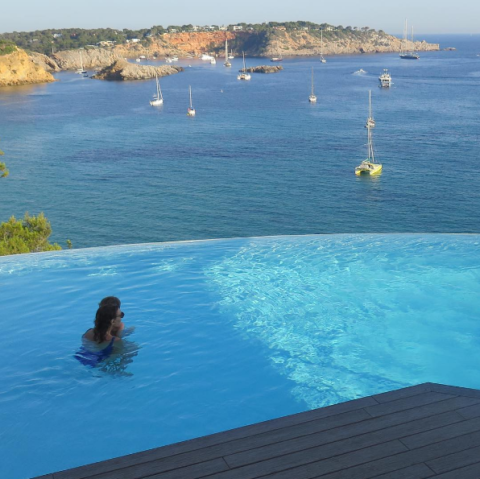 The Best Celebrity Vacation Instagrams Of Summer 2016