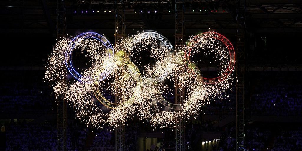 100+ Years of the Olympics Opening Ceremony
