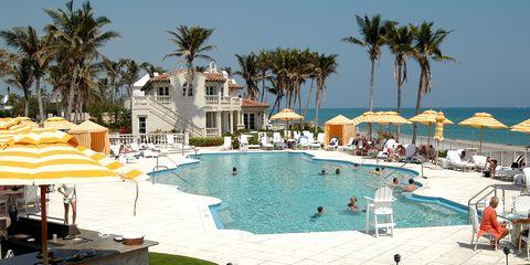 Mar-a-Lago Beach and Pool