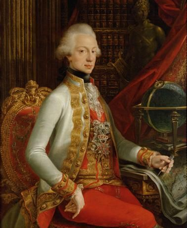 <p><strong></strong><strong>Claim to Fame: </strong>He was the Holy Roman Emperor and King of Hungary and Bavaria (and Marie Antoinette's brother).</p><p><strong>Signature Style:</strong> Pastel frock coats, ruffled shirts, satin heeled shoes, and powdered curls. </p><p><strong>Why We Love Him:</strong> King Louis XVI of France gets all the credit for 18th century excess, but Leopold II's finery definitely measures up. </p>