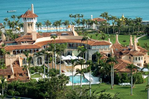Getty Images The 128 Room Mansion In Palm Beach