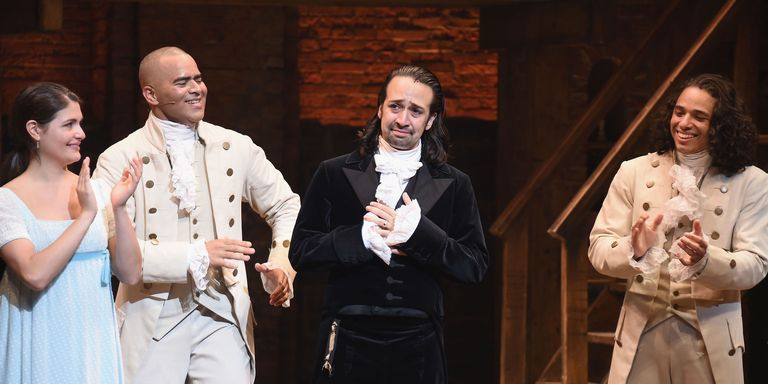 What Hamilton Cast Lin Manuel Miranda Doing Now Daveed Diggs Ren 233 E Elise Goldsberry Leslie