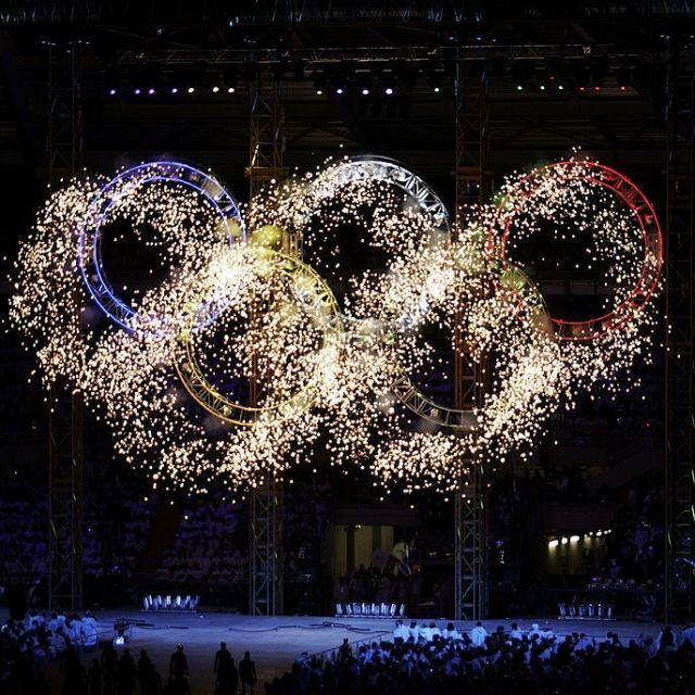 olympic opening ceremony turin
