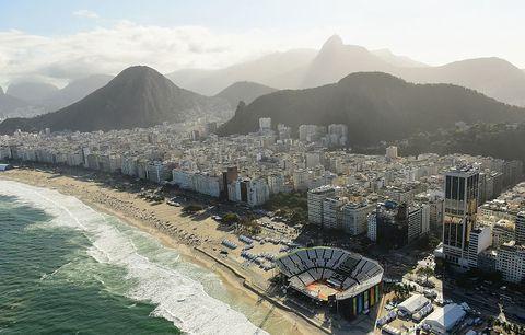 Coastal and oceanic landforms, Mountainous landforms, Coast, Urban area, Landscape, Metropolitan area, City, Mountain range, Shore, Hill,