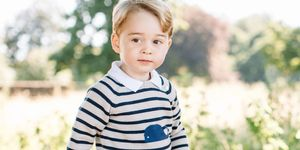 prince george orders cake like a gentleman