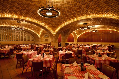 Grand Central Oyster Bar The Campbell Apartment