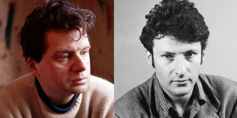 Lucian Freud And Francis Bacon