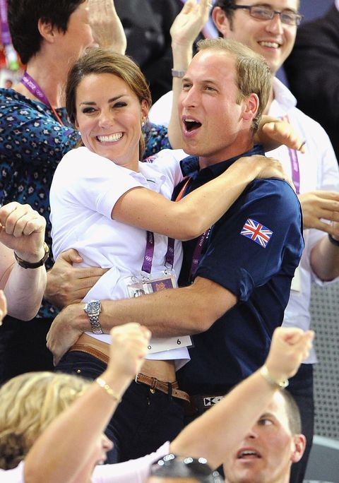 will and kate olympics
