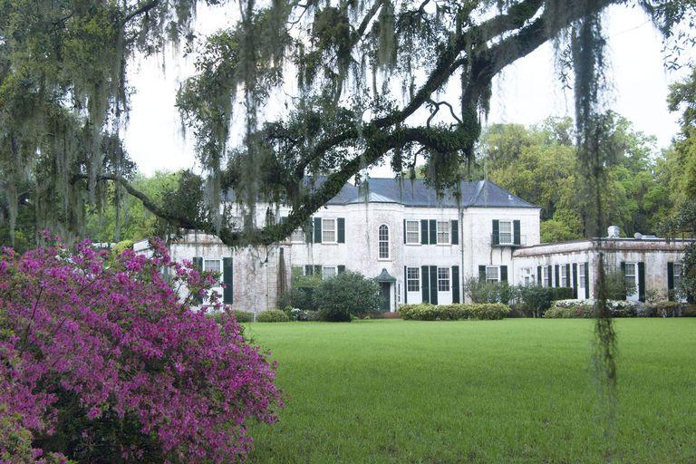 Marshall Field Nelson Doubleday Plantation - Photos Of South ...