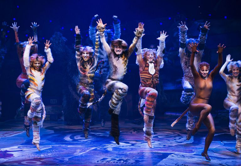 Out Of  Cats Audience Tickets