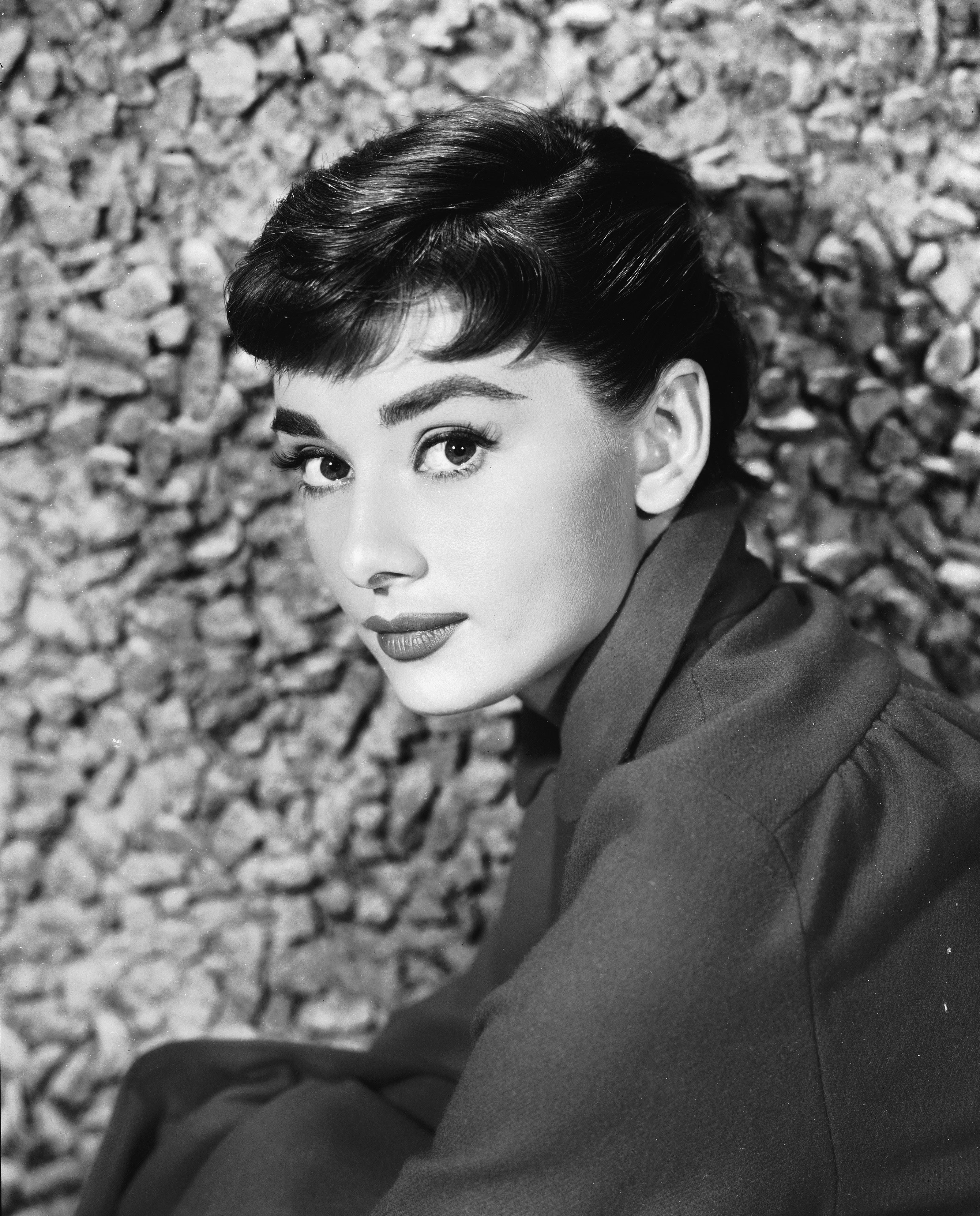 Audrey Hepburn Eyes Background