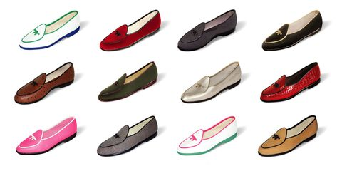 Belgian Shoes