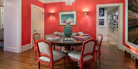 Wood, Room, Interior design, Floor, Property, Flooring, Hardwood, Chair, Ceiling, Table,