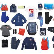 Blue, Product, Red, Carmine, Electric blue, Cobalt blue, Plastic, Active shirt,