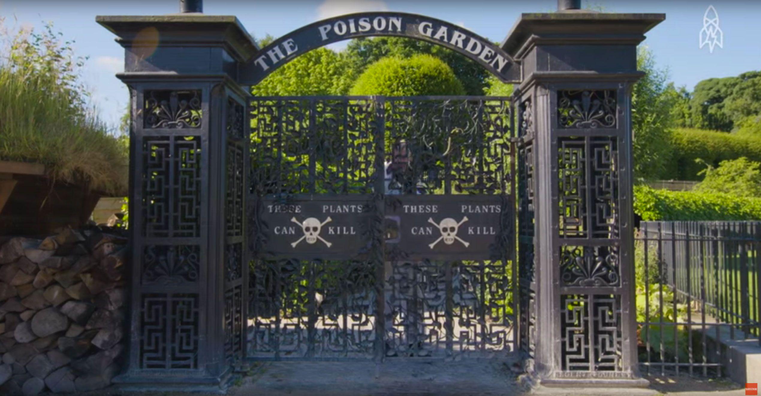 The Most Dangerous Garden On Earth