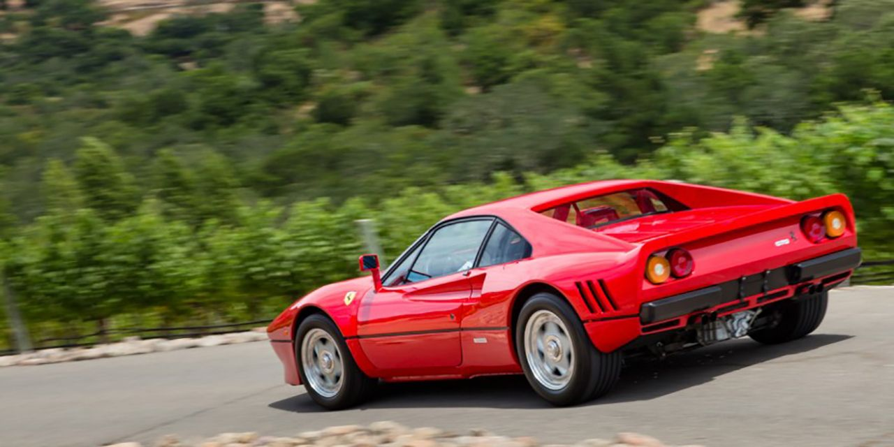 """<p>This is the third Ferrari 288GTO sold at Pebble Beach, a bewilderment all to itself. Enzo Ferrari authorized just 200 cars and then added 72 more to serve customers begging to drive his homologated special. Ferrari hand-picked each one, a selection process the company has maintained for all of its top models well after Il Commendatore's death in 1988. By then, the 288GTO had been out of production for two years and was already well past its $85,000 list. Some things, like the mid-mounted twin-turbo V-8 and the first composite materials on a Ferrari road car, never change.<span class=""""redactor-invisible-space"""" data-verified=""""redactor"""" data-redactor-tag=""""span"""" data-redactor-class=""""redactor-invisible-space""""></span></p><p><span class=""""redactor-invisible-space"""" data-verified=""""redactor"""" data-redactor-tag=""""span"""" data-redactor-class=""""redactor-invisible-space"""">Due to California's draconian emissions laws, the 288GTO can't be driven within the state (only 1975 and earlier models skirt the rules). But any other of the 49 states would be happy to register this 288GTO, and not only because this one sold for $2.42 million. Gooding claims this car was serviced exclusively at an independent New York shop since it was new and that even the factory inspection marks are visible. Given the 7938 miles on this 288's odometer and its relatively low value among classic Ferraris, we hope this car has many thorough workouts in its future. —<i data-redactor-tag=""""i"""">Clifford Atiyeh</i><span class=""""redactor-invisible-space"""" data-verified=""""redactor"""" data-redactor-tag=""""span"""" data-redactor-class=""""redactor-invisible-space""""></span><br></span></p><p><span class=""""redactor-invisible-space"""" data-verified=""""redactor"""" data-redactor-tag=""""span"""" data-redactor-class=""""redactor-invisible-space""""><span class=""""redactor-invisible-space"""" data-verified=""""redactor"""" data-redactor-tag=""""span"""" data-redactor-class=""""redactor-invisible-space""""><em data-redactor-tag=""""em""""><a href=""""http://www.caranddriver.com/flipbook/all-the-m"""